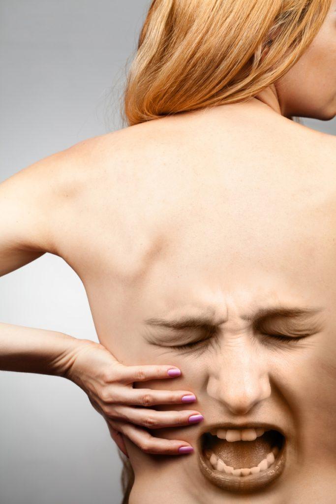 Stressz okozta hátfájdalom